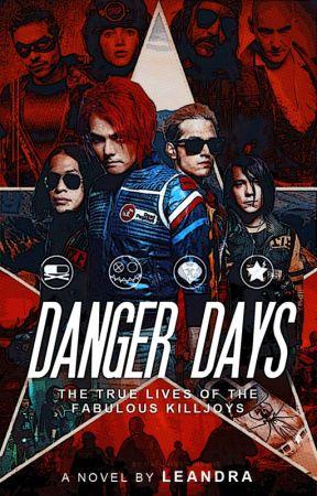 DANGER DAYS ━ MARVEL by captainsdanvers