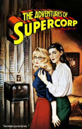 Supercorp - OS by Iuthor