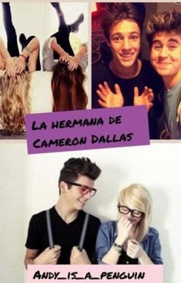 La hermana de Cameron Dallas.©