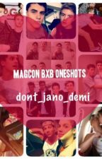 Magcon one shots by Typicxl_fxngirl
