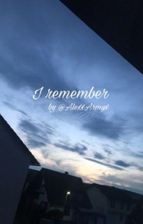 I remember (Jikook) by AlexxArmyx