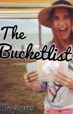 The Bucketlist by meg200013