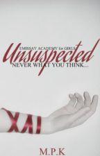 Unsuspected by XxMegsxX