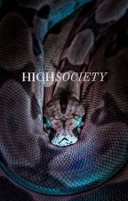 High Society ; George Weasley by HEYBOIITJO