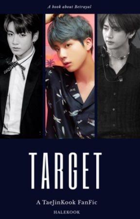 Target | Taejinkook by halekook