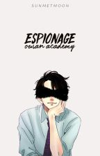 DISCONTINUED | Espionage: Ouran Academy ♔ OHSHC by Alexandria_Walker