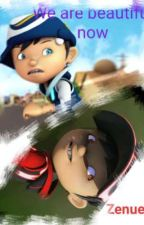 Always be there for you: Boboiboy Thundclone by Zenuex