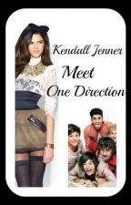 Kendall Jenner Meet One Direction *1D Love Story* by allieb0828