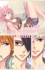 Pow In The Face Brothers Conflict by Rosewtf