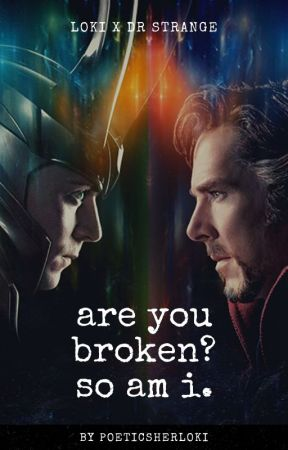 are you broken? so am i. (Strangefrost story) by poeticsherloki