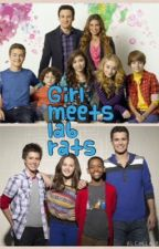 Girl meets lab rats by labratsfangirl