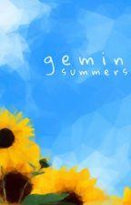 SKZ 10th : Gemini Summers by mononoke_stars__