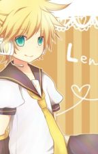 Len Kagamine X Reader Fanfiction by sinfulships