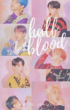 HALF BLOOD || BTS!demigod au by Min_yg_Genius