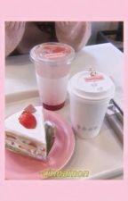 -𝙘𝙞𝙣𝙣𝙖𝙢𝙤𝙣 ★彡 {minsung coffee shop au} by glittersungie