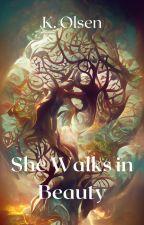 She Walks in Beauty by Astridhe