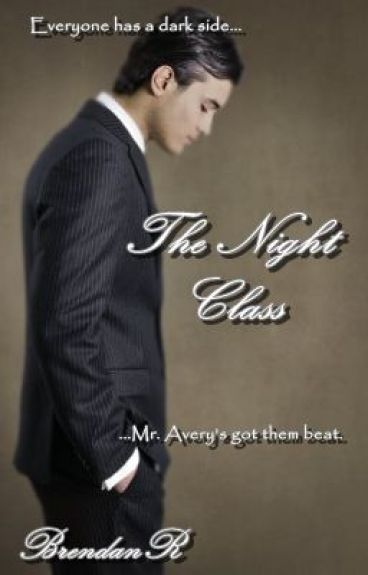 The Night Class (BoyxBoy) (TeacherxStudent)