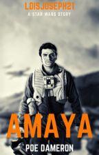 Amaya ~ Poe Dameron  by LoisJoseph21