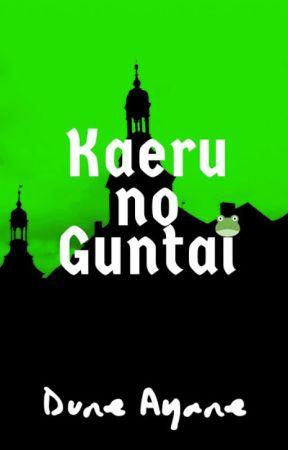 KAERU NO GUNTAI by ayanedune