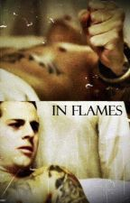 In Flames || M. Shadows by AndreCorde