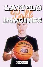 Lamelo Ball Imagines by retrocanvas