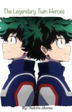 The Legendary Twin Heroes | Boku no hero academia x Midoriya twin brother reader by Hazukun