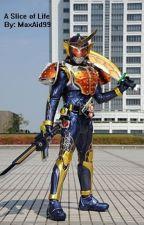 A Slice of Life (Kamen Rider Gaim OC x RWBY) by MaxAid99