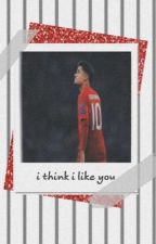 I think I like you    Philippe Coutinho by EmmyYmme