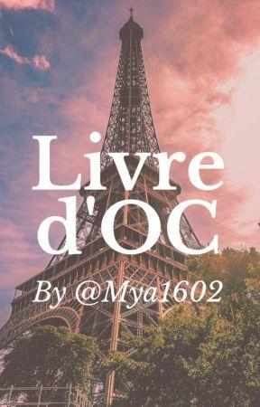 Livre d'OC by Mya1602