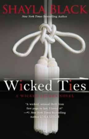 Wicked Ties  Shayla Black {read my bio} by Copyright_Issue_Now