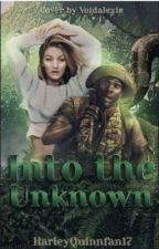 Into The Unknown ~ Anthony 'Fridge' Johnson. by harleyQuinnfan17