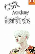 CSR Academy Hearthrobs by Mahershallal