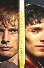 Merlin's fate by AnneliseZea