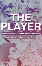 The Player | BNHA x Seme Male Reader Harem by sincounters