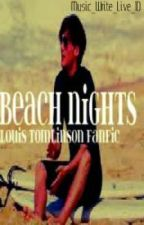 Beach Nights- Louis Tomlinson by Logan_F_D