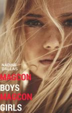 Magcon Boys/Magcon Girls|EDITANDO| by NadineDallas
