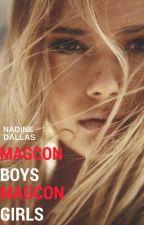 Magcon Boys vs Magcon Girls  EDITANDO  by NadineDallas