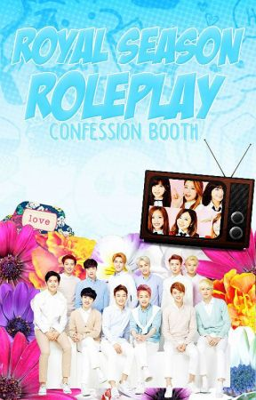 Royal Season Roleplay™ CONFESSION BOOTH by RoyalHead-