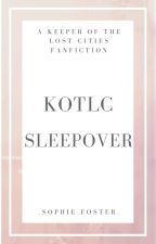 THE SLEEPOVER - KOTLC by _Sophie_foster_