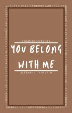 you belong with me | alejandro rosario by -yoursideeffects-