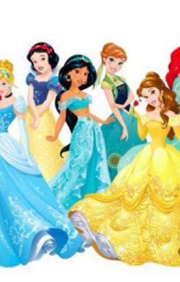 All Disney Princess X Malereader Bulltial Wattpad