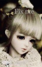 Fix me (Hisoka x reader) by Crimson18ki