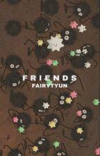 𝐟𝐫𝐢𝐞𝐧𝐝𝐬 • 𝐤𝐭𝐡 + 𝐜𝐛𝐠 by fairytyun
