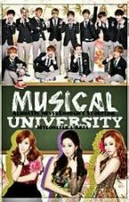 Musical University (On Hold) (Revising) by SheillaTan