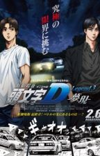 Initial D x Reader by RRIIZZEE