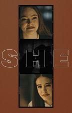 she - hosie au by leena_mikaelson