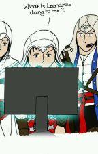Glitching?! || Assassin's Creed X Reader || by CindyVonOtaku