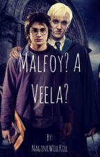 Malfoy? A Veela? by NaginiWillKill