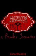 Hazbin Hotel x Reader Scenarios by Curseblood17