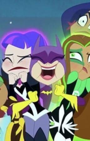 Dc superhero girls incorrect quotes  by Florezz_angie589